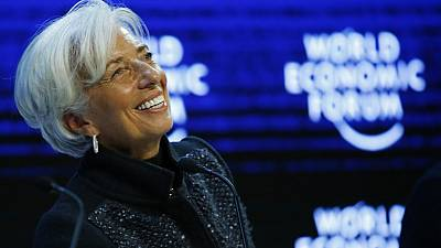 IMF re-elects Christine Lagarde for second term