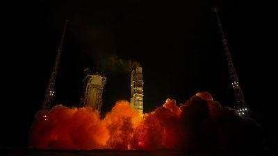 L'Agence spatiale européenne lance son nouveau satellite