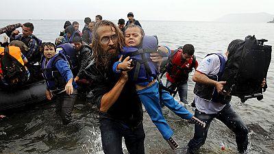 Migrações: 2 crianças morrem diariamento no Mediterrâneo oriental