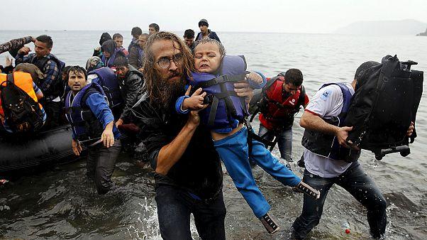 Naponta 2 menekült gyermek fullad meg az Égei-tengeren