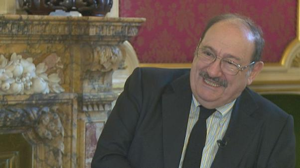 Disparition d'Umberto Eco