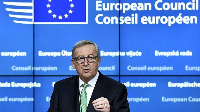 Jean-Claude Juncker: acordo garante o respeito mútuo entre os estados-membro