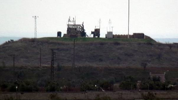 Turkey rules out unilateral ground intervention in Syria