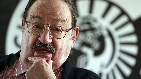 Italian PM leads tributes to author Umberto Eco who has died at 84