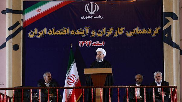 روحانی: صفهای طولانی پای صندوقهای رای راه را برای رونق اقتصادی فراهم خواهد کرد
