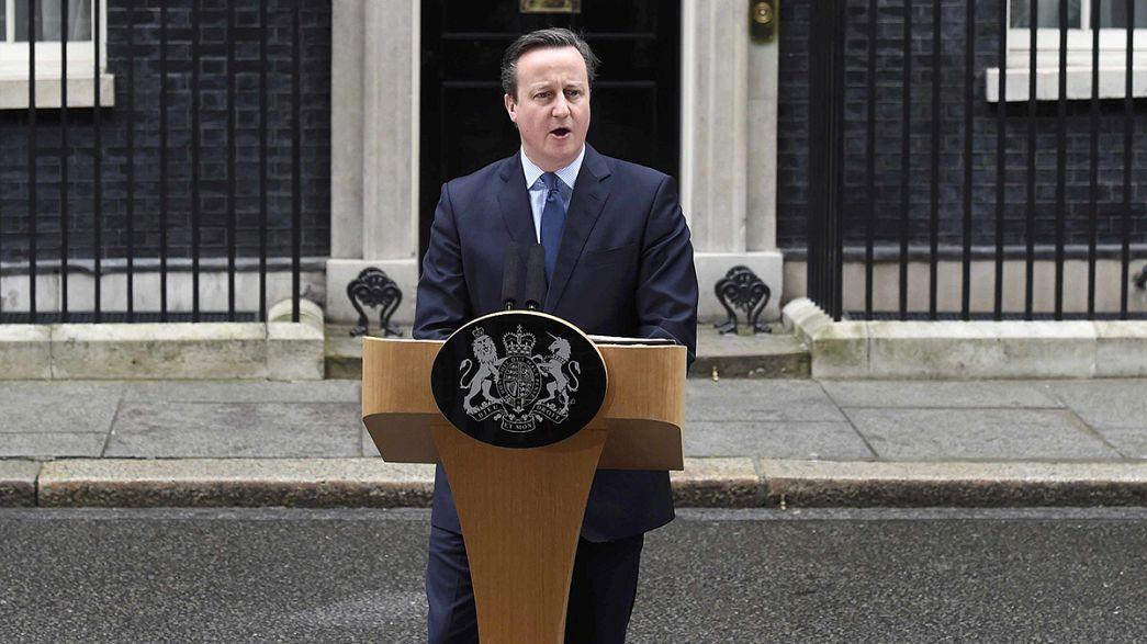 Le Royaume-Uni organisera le 23 juin un référendum sur son maintien dans l'Union européenne