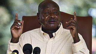 President Yoweri Museveni declared winner of Uganda's presidential election