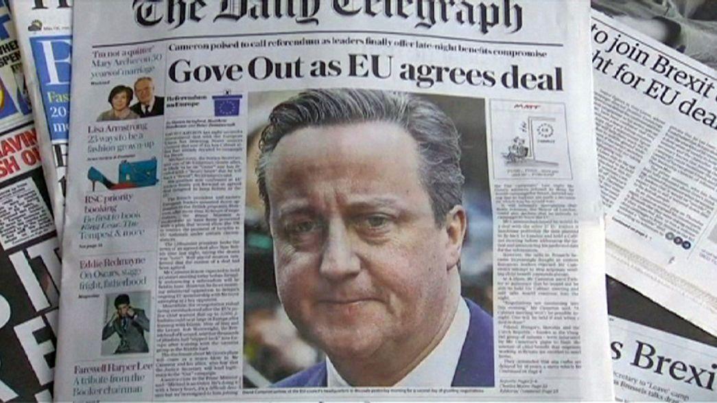 Следует ли Лондону хлопнуть дверью в Евросоюз? Мнения лондонцев разделились