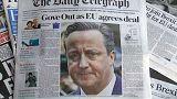 """Grande-Bretagne : réactions au """"Statut spécial"""" négocié à Bruxelles"""