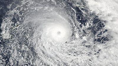 """Zyklon """"Winston"""" fegt über die Fidschi-Inseln"""