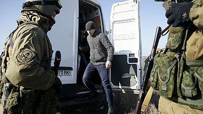 Intercambio de prisioneros en Ucrania por primera vez en casi cuatro meses