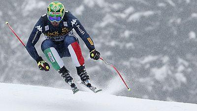 Paris claims alpine skiing World Cup downhill in Chamonix