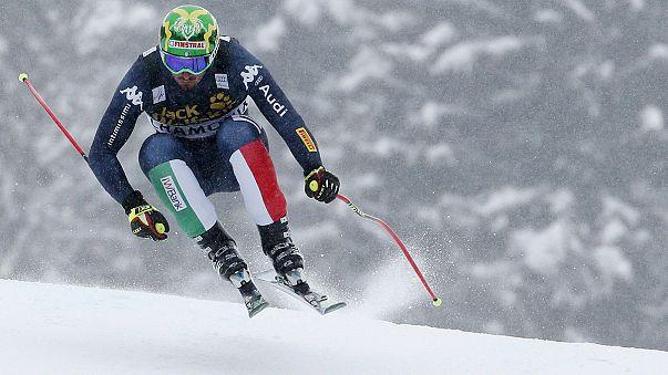 Esqui: Dominik Paris ganha na Verte des Houches, em Chamonix