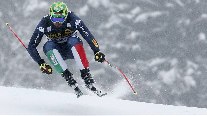 Paris claims alpine skiing World Cup downhill in Chamonix