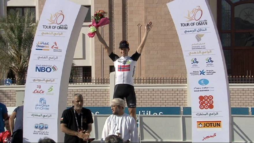 Tour of Oman: Edvald Boasson Hagen claims stage 5