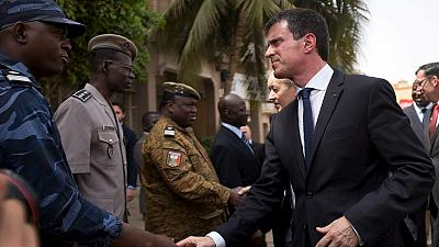 Valls pledges greater military assistance to former colonies
