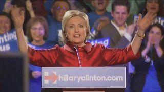 Хиллари Клинтон выиграла предвыборную гонку в Неваде