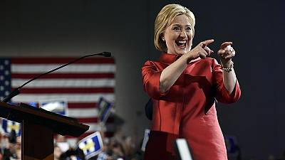 USA : Hillary Clinton remporte la primaire démocrate dans le Nevada