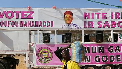 Niger: Polls open in tense presidential and parliamentary elections