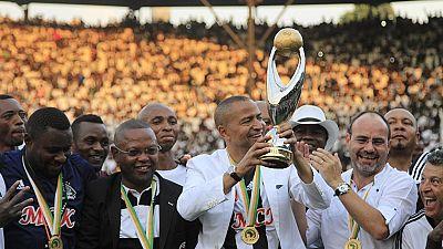 """Le TP Mazembe """"super champion"""" d'Afrique"""