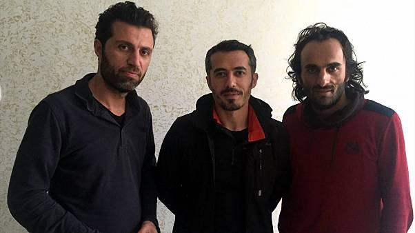Turkey: PKK releases three kidnapped journalists