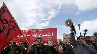 Morocco's pro-democracy 'February 20 Movement' marks fifth anniversary