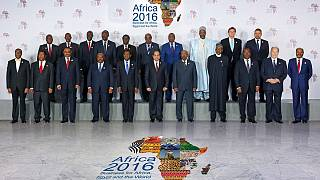 African leaders seek investments to boost growth