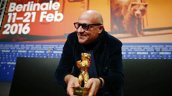 Gianfranco Rosi triunfa en la Berlinale