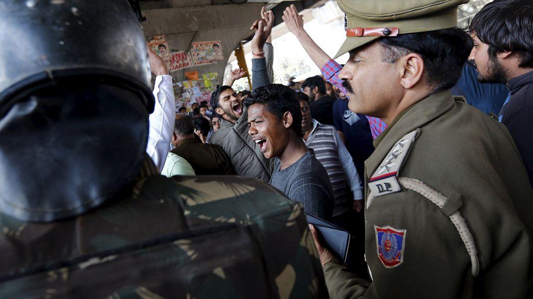 Índia: Casta Jat em revolta por direitos e oportunidades iguais