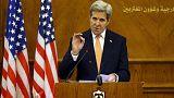 """كيري: توصلنا إلى """"اتفاق مبدئي"""" لوقف القتال في سوريا"""