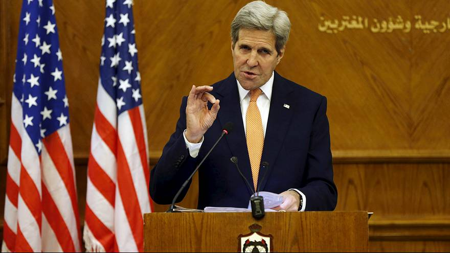 "Syria: ""We are near another ceasefire"" - Kerry"