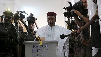 Voting in Niger calm despite few delays