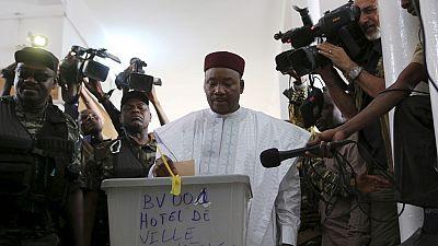 Voting in Niger calm despite few delays