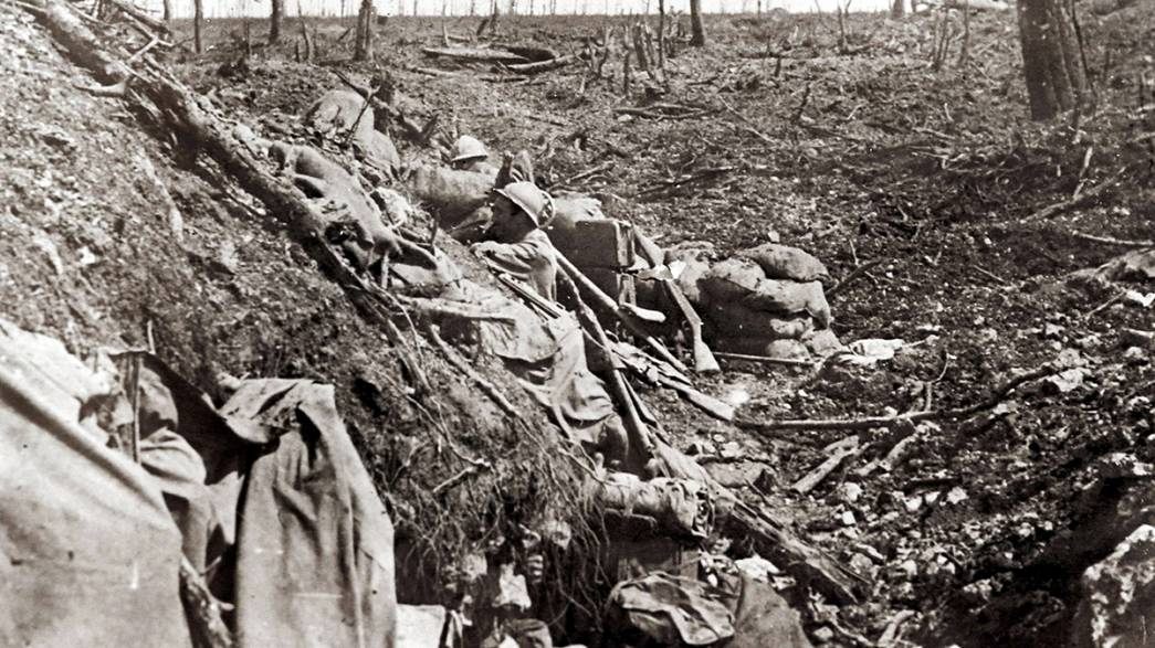 Во Франции начались памятные мероприятия, приуроченные к 100-летию битвы при Вердене
