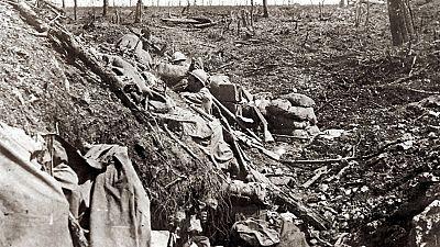 Francia conmemora el centenario de la batalla de Verdún