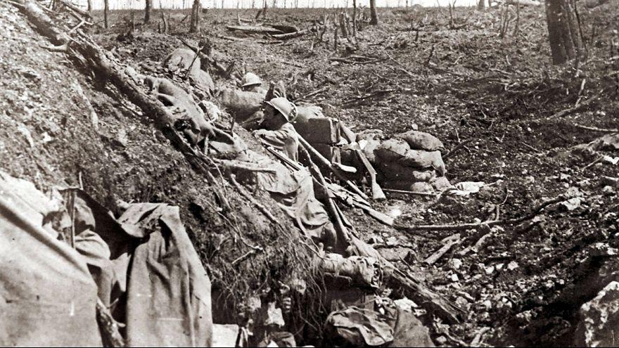 Verdun-Gedenkstätte zum 100. Jahrestag wiedereröffnet