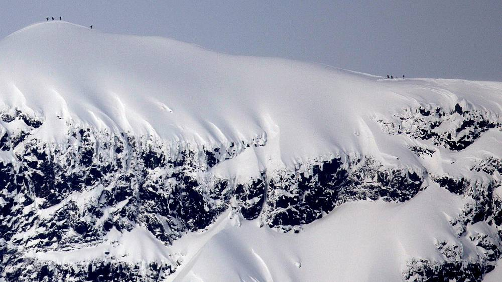 Extreme heat wave shrinks Sweden's tallest peak by 13 feet in a month