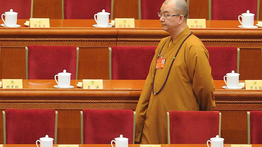 Image: Buddhist Master Xuecheng