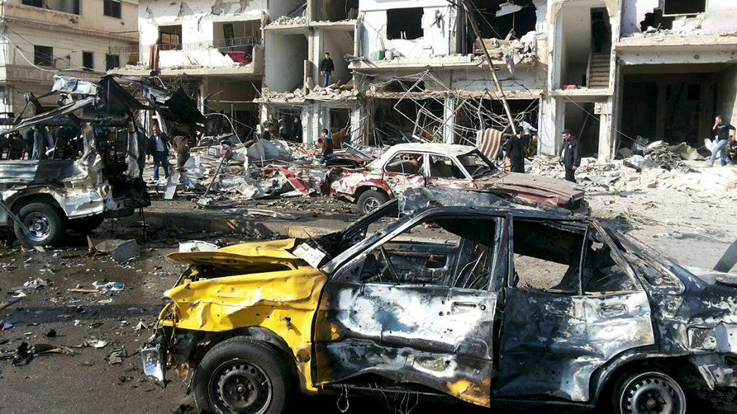 Welle der Gewalt in Syrien
