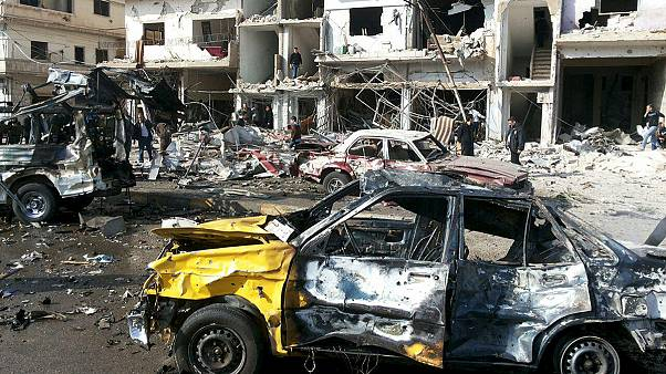 A deadly day in Syria as dozens die in Damascus and Homs