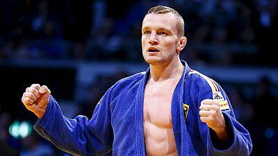 Éxito total en la última jornada del Gran Premio de Judo en Dussëldorf
