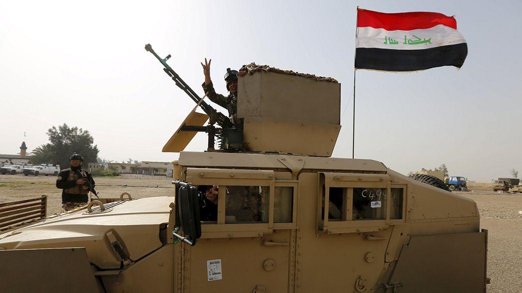 Irak: Gestohlenes, radioaktives Material wieder aufgetaucht
