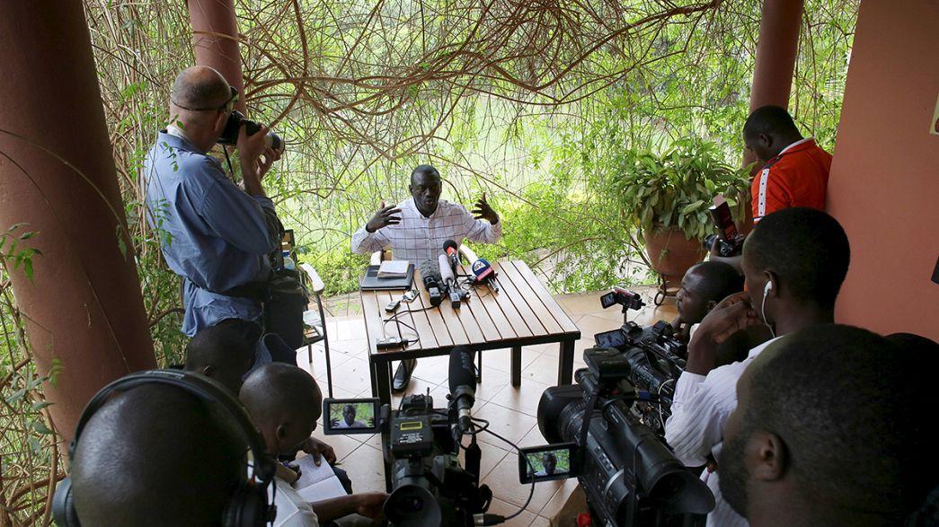 Uganda: Líder da posição apela a protestos contra reeleição de Museveni