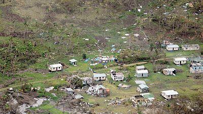 """Fidschi: Wirbelsturm """"Winston"""" hat tödliche Folgen"""
