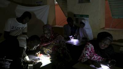 Vote counting underway in Niger