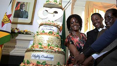 Mugabe's lavish birthday party faces criticism amid drought in Zimbabwe