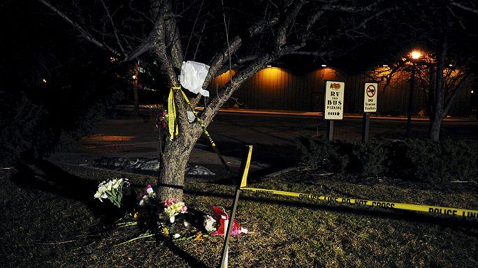 США. В Каламазу почтили память жертв стрельбы. Подозреваемый задержан