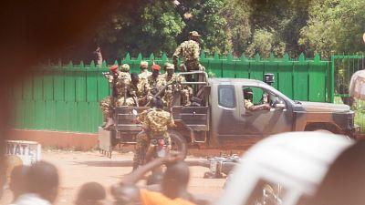 Burkina : un ex-membre du RSP arrêté