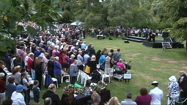 Nueva Zelanda conmemora el quinto aniversario del terremoto de Christchurch