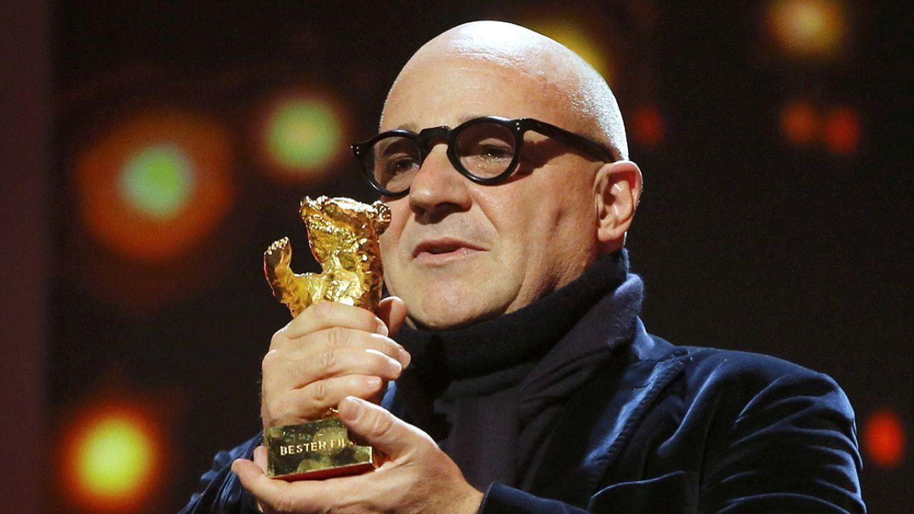 Migrant documentary 'Fuocoammare' wins Golden Bear in Berlin
